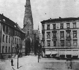 3-01, 1867, Übergang Domshof-Unser Lieben Frauen